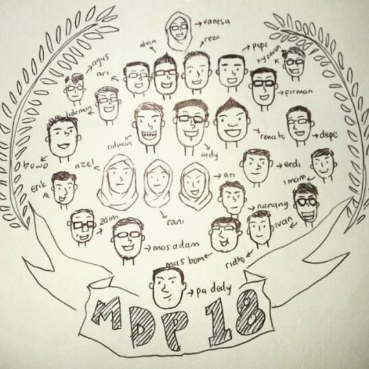 sketch mdp18